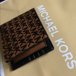 Michael Kors Wallet Men's